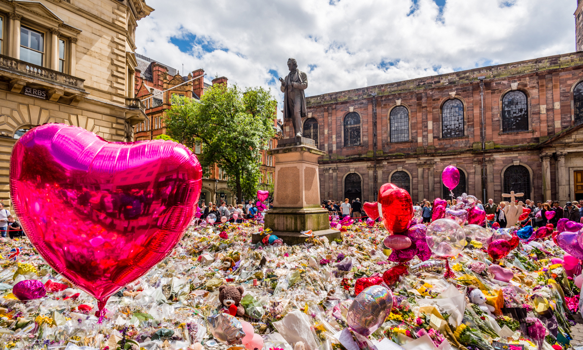 THE MANCHESTER TOGETHER ARCHIVE