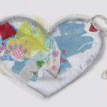 Decorated heart, Manchester Together Archive